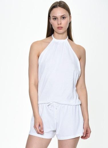 Calvin Klein Tulum Beyaz